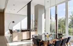 intérieur lumineux appartement de luxe ville