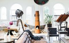 magasin de meubles conceptuel
