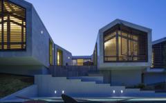 extérieur maison contemporaine architecte