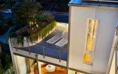 jolie maison écologique