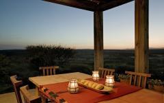 Superbe vue sur la plaine location de vacances luxe