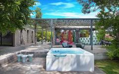 outdoor luxe maison de vacances côte d'Azur