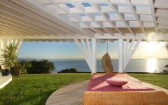 extérieur design luxe villa de vacances