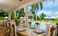 splendide terrasse exotique location vacances villa