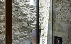 maison en pierre rustique