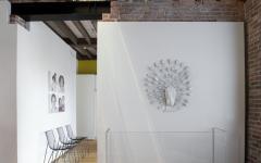 intérieur design maison citadine rénovée familiale