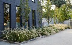 jardin sympa extérieur maison de ville