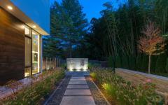 extérieur maison modulaire de luxe