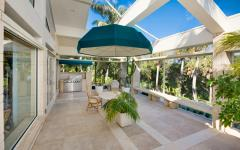 propriété de prestige patio véranda