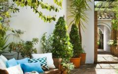 outdoor living résidence secondaire espagne