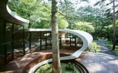 originale maison d'architecte japonaise