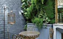patio terrasse balcon jardin duplex citadin luxe