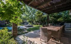 terrasse maison individuelle d'architecte