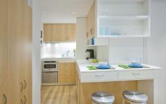 cuisine ouverte fonctionnelle petite