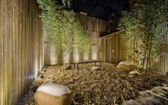 jardin zen maison de ville sympa