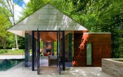 beau pavillon résidentiel d'architecte
