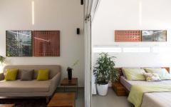 chambre agencement original salon belle demeure moderne