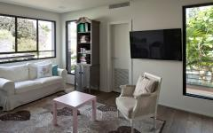 chambre avec télé maison de ville