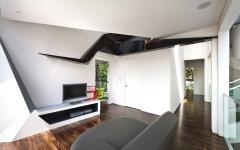 intérieur design minimaliste maison architecte singapour