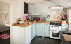 cuisine cottage location de vacances campagne