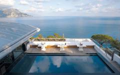 piscine sur le toit maison à louer vacances de luxe