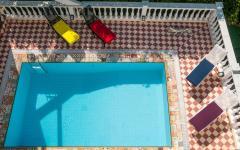 piscine terrasse villa de rêve à louer brésil rio de janeiro