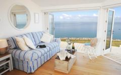 séjour villa location de vacances vue sur l'océan atlantique