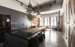Grand appartement familiale rustique