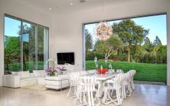 pièce principale maison de luxe