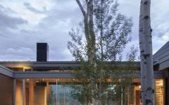 maison architecture contemporaine famille
