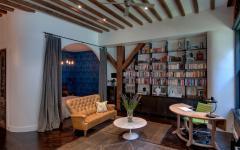 intérieur éclectique design loft de ville