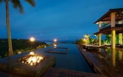 villa de grand standing luxe piscine hawaii