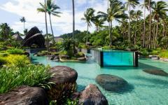 vacances de luxe exotiques Laucala resort