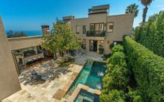 outdoor proproété de luxe à Malibu
