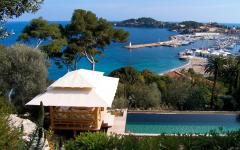 piscine outdoor villa de luxe à louer méditerranée