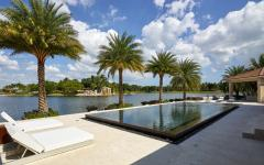 outdoor espaces maison de luxe vacances