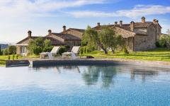 piscine design rustique jardin campagne