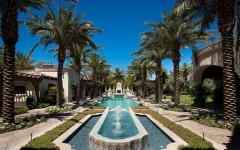 outdoor exotique maison de luxe citadine
