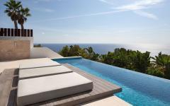 piscine luxe outdoor villa de rêve ibiza