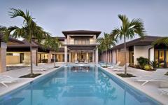 belle résidence de vacances exotiques
