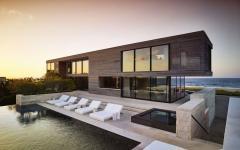 piscine résidence d'architecte de grande standing