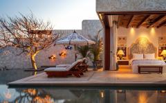 terrasse outdoor villa de luxe las ventanas al Paraiso