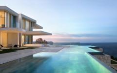 villa d'architecte luxe vacances exotiques