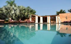 villa vacances de luxe sénégal