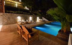 villa à louer luxe brésil