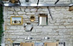 salle à manger design déco moderne loft