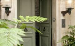 belle maison en pierre à Paris VI