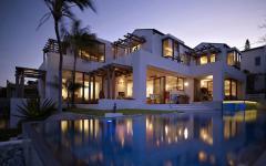 villa de luxe vacances australie côte
