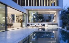 Jolie maison d'architecte moderne
