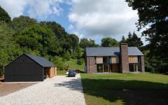 résidence secondaire à la campagne maison neuve familiale